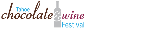 Tahoe Chocolate and Wine Festival logo